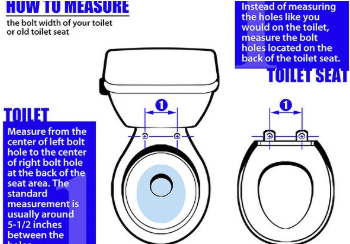 How to Measure for Your New Toilet Seat |